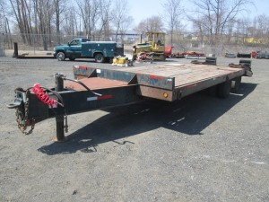 1999 Eager Beaver 20XPT Tag Trailer