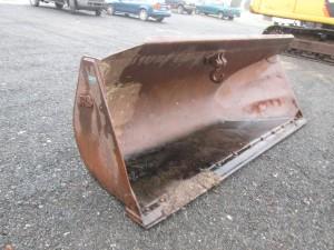 JRB Side Dump Wheel Loader Bucket With BOCE