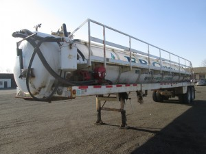2006 Troxell 5460 Gallon Tank Trailer - OUT OF SALE