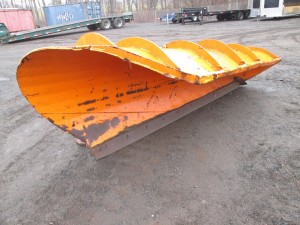 11' Hiway Plow With BOCE