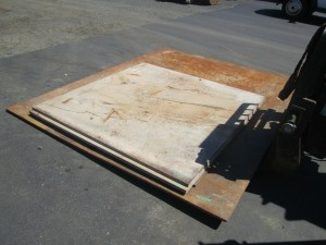 10' x 8' Road Plate