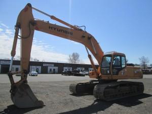 1998 Hyundai Robex 290LC-3 Hydraulic Excavator