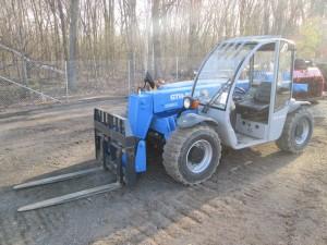 2006 Genie GTH 2506 Telescopic Forklift