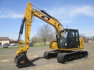 2015 Caterpillar 311FLRR Hydraulic Excavator