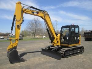 2013 Caterpillar 308E Hydraulic Excavator