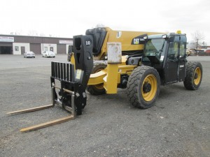 2012 Caterpillar TL1055C Telescopic Forklift