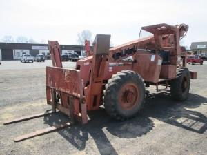 1993 Lull 844B Telescopic Forklift