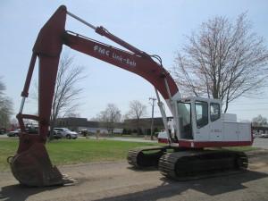 Link Belt LS2800A Hydraulic Excavator