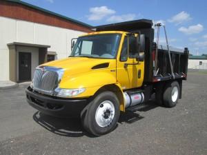 2011 International 4300 Durastar S/A Dump Truck
