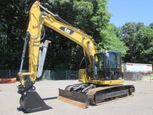 2011 Caterpillar 314D LCR Hydraulic Excavator