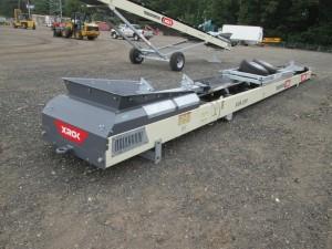 2018 Xrok 4030E Radial Stacking Conveyor