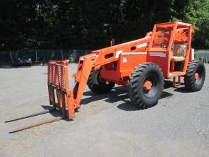 1999 Traverse Lift TL6035 Telescopic Forklift