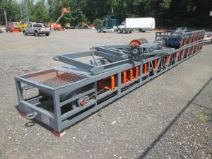 2018 Better BE3660C Radial Stacking Conveyor