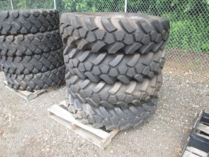 (4) Galaxy 14.00-24 Tires
