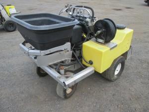 Z-Spray Ride On Fertilizer Spreader