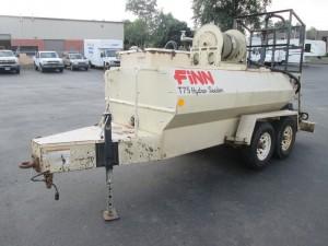 2005 Finn T-75 Tow Behind Hydroseeder