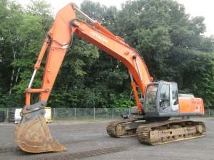2007 Hitachi Zaxis ZX350LC-3 Hydraulic Excavator