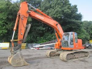 2005 Hitachi ZX225USLC Hydraulic Excavator