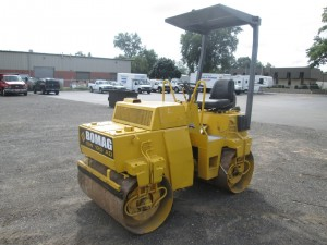 1988 Bomag BW120AD Double Drum Vibratory Roller