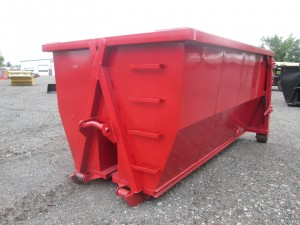 17 Yard Hooklift/Rolloff Container