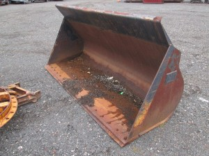 """102"""" Caterpillar Loader Bucket With BOCE"""