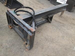Heavy Duty Wood Splitter Attachment