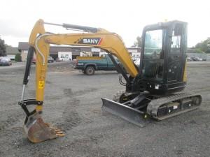 Sales Auction - heavy equipment, fleet vehicles, trucks