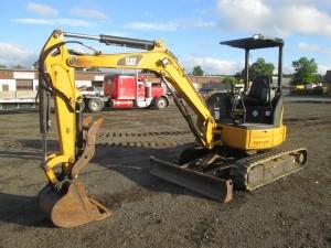 2009 Caterpillar 303.5C CR Mini Excavator