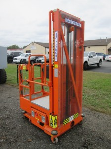 2015 Ballymore PS-140H Electric Manlift