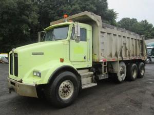 1996 Kenworth T450 Tri/A Dump Truck