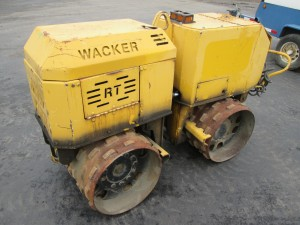 Wacker RT820 Articulated Trench Compactor