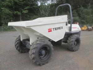 2007 Terex Benford PT6000 Dumper