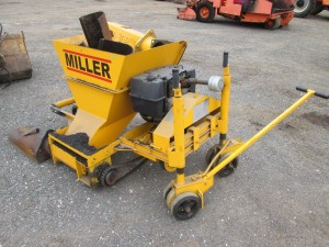 Miller MC655 Curb Machine