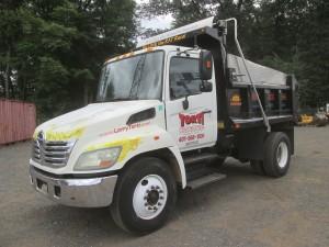 2006 Hino 338 S/A Dump Truck