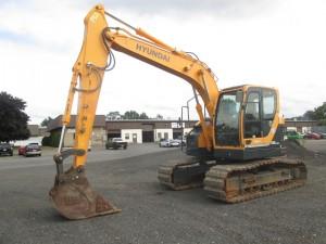 2013 Hyundai Robex 145 LCR-9 Hydraulic Excavator
