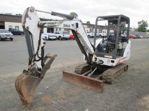 2003 Bobcat 331D Mini Excavator