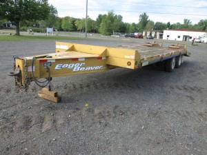2004 Eager Beaver 20XPT Tag Trailer