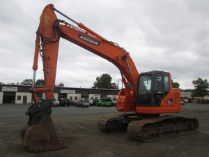2013 Doosan DX235LCR Hydraulic Excavator