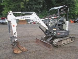 2014 Bobcat E26 Mini Excavator