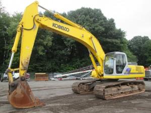 2003 Kobelco SK330LC Hydraulic Excavator