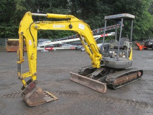 2001 Kobelco SK35SR Mini Excavator