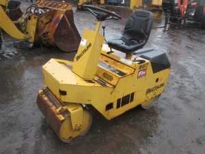 Beuthling B60 Double Drum Roller