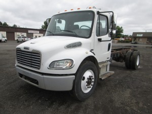 2009 Freightliner M2 Cab and Chassis
