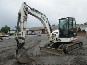 2004 Bobcat 442 Midi Excavator