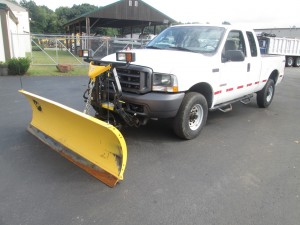 2003 Ford F-250 XL Extended Cab Pickup