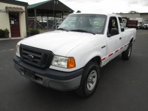 2004 Ford Ranger Extended Cab Pickup