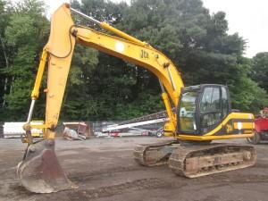2002 JCB JS160NLC Hydraulic Excavator