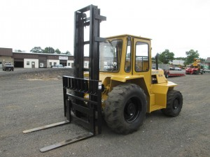 Sellick SD-60 Pneumatic Tire Forklift
