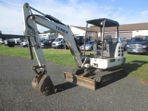 2005 Terex HR16 Mini Excavator