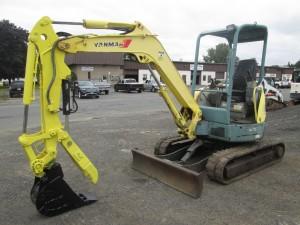 2004 Yanmar Vio35 Mini Excavator